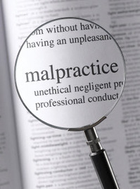 Malpractice defined